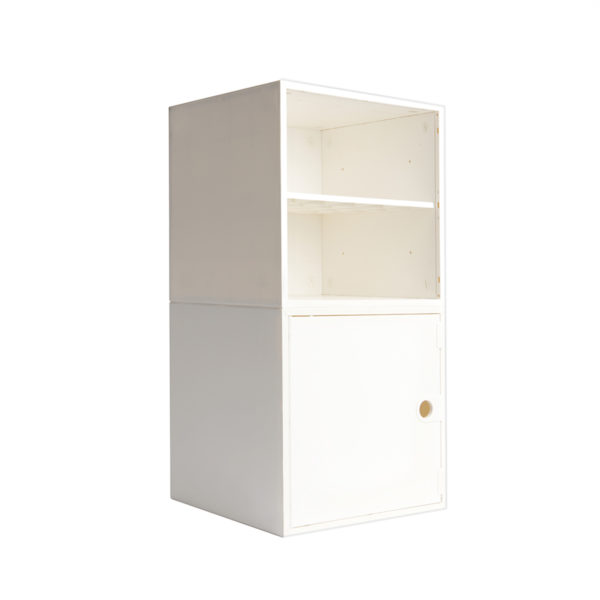 2 Cube Kit with Door and Shelf