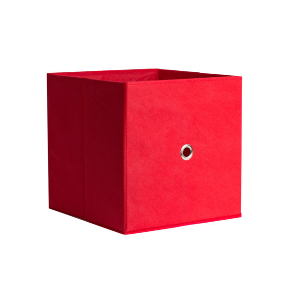 Red Full Fabric Drawer