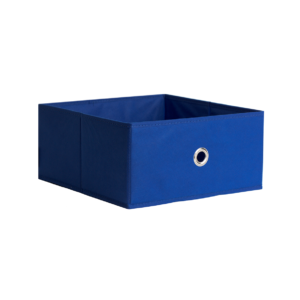 Royal Blue Half Fabric Drawer